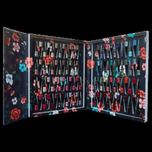 Nagellak set gevuld met 100 nagellak kleuren