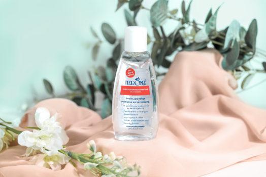 schone handen met de Herôme Direct Desinfect