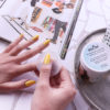 Acetonvrije nagellak remover pads gebruiken